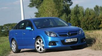 Teszt: Opel Vectra OPC