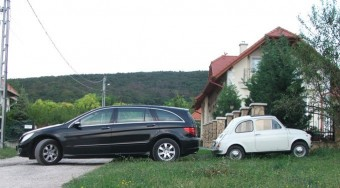 Teszt: Mercedes-Benz R 320 CDI