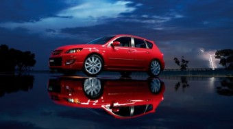 Egymilliós Mazda3