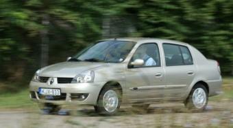 Vezettük: Renault Thalia 2007