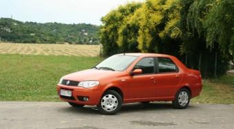 Teszt: Fiat Albea 1.4 Dynamic