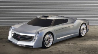 Sportkocsi gázturbinával