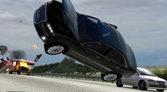 Gyorshajtás, törés-zúzás büntetlenül