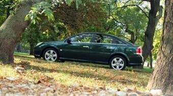 Teszt: Opel Vectra 1.8 Etronic