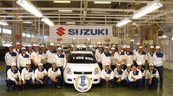 Egymillió Suzuki