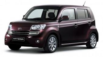 Új anyag a Daihatsutól