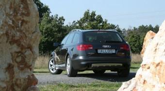 Teszt: Audi A6 allroad quattro 3.2 FSI