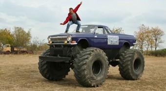 A Trabant-gyilkos Volga bigfoot