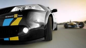 Teszt: Renault Megane RS F1 Team