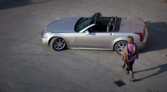 Teszt: Cadillac XLR