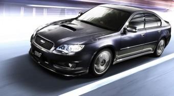 Sportmodellekkel erősít a Subaru
