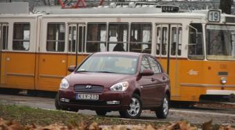 Teszt: Hyundai Accent 1.4