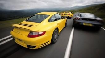 Satuban a Porsche