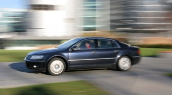 Teszt: VW Phaeton