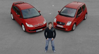 Világbajnoki Citroënek