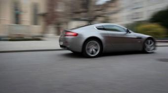 Teszt: Aston Martin V8 Vantage
