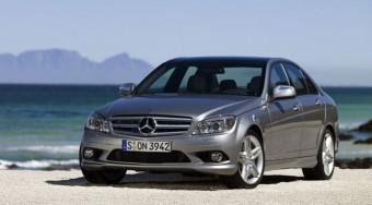 Hivatalosan: Mercedes-Benz C-osztály