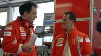 Schumacher bemutatkozott új szerepében