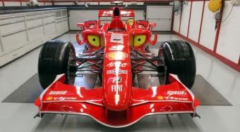 Ferrari bemutató Schumacher nélkül