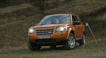 Teszt: Land Rover Freelander