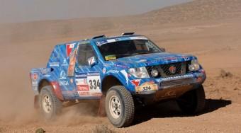Két magyar a kiesés szélén a Dakaron