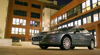 Teszt: Peugeot 407 2.7 Hdi