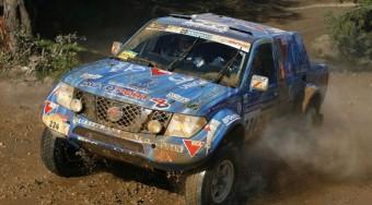 Kisék kerék nélkül a Dakaron
