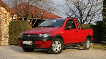 Teszt: Fiat Strada Adventure 1,3 JTD