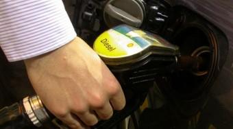Zuhan a gázolaj ára