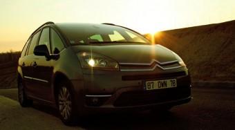 Teszt: Citroën C4 Picasso 2.0 HDi