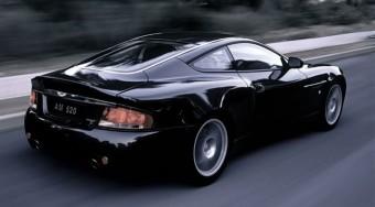 Szupergyors új Aston Martin