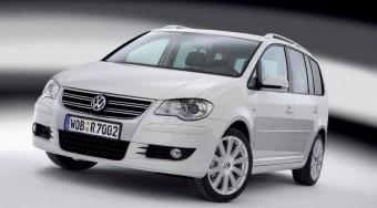 Száguldó VW Touran