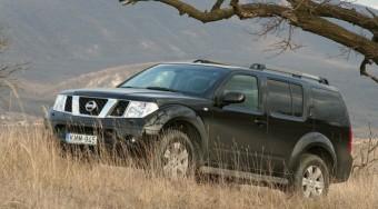 Teszt: Nissan Pathfinder