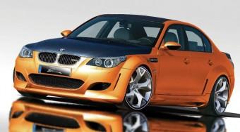 Csúcs BMW új formában