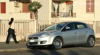 Vezettük: Fiat Bravo 2007