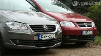 Teszt: Volkswagen Touran TSI