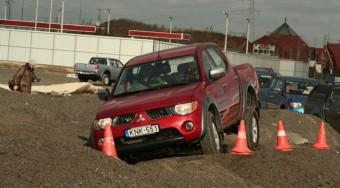 Teszt: Mitsubishi L200