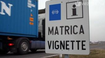 Eltűnhet az autópálya-matrica