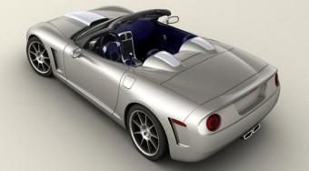 Corvette kabrió 600 lóerő felett