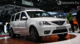 Itt a luxus Dacia