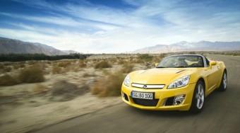 Az Opel GT az Év Kabriója