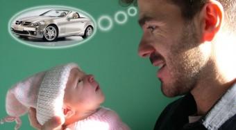 Autónevet a gyereknek!