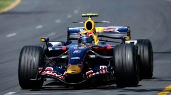 A Red Bull a negyedik erő akar lenni