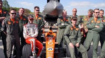 Spyker vs. F16