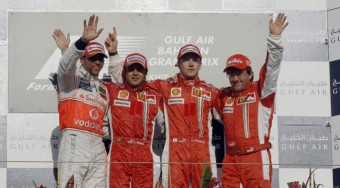 A Ferrarinál nem lesz favorit