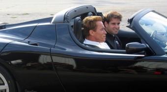 Schwarzenegger: 800 lóerővel a környezetért