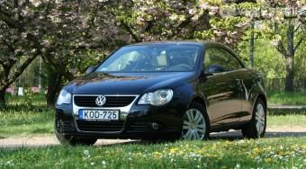 Teszt: Volkswagen Eos 2.0 TDI