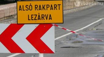 Megint káosz lesz Budapesten