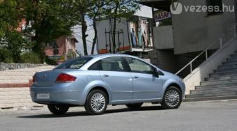 Vezettük: Fiat Linea