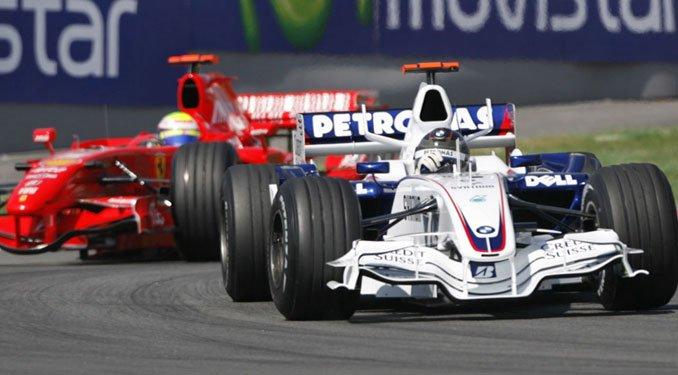 Massa most kikapott a BMW-től